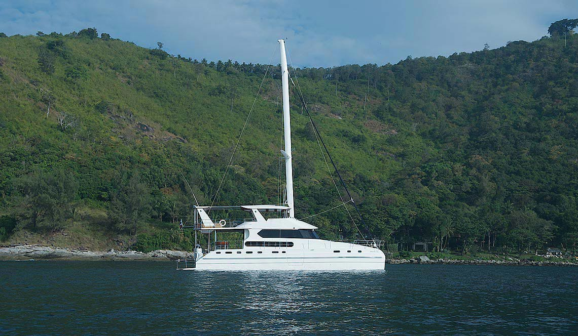 Shangani Luxury Catamaran